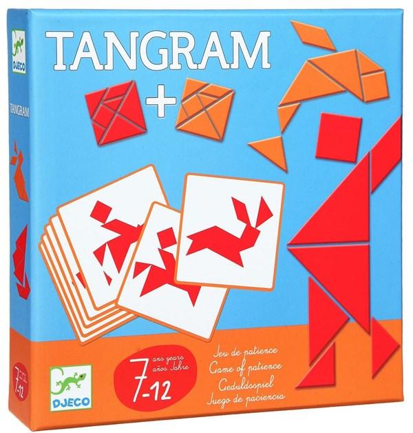 """Djeco Игра """"Танграм"""" - фото 8729"""