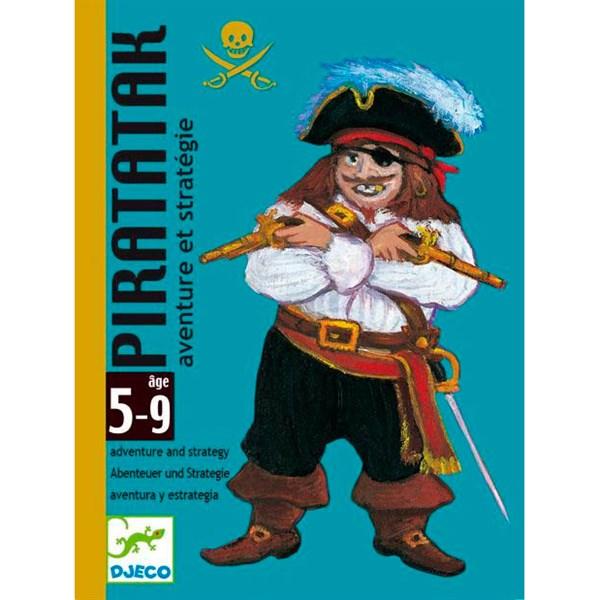 Djeco Детская наст.карт. игра Пират - фото 8735