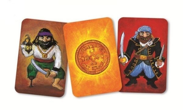 Djeco Детская наст.карт. игра Пират - фото 8737