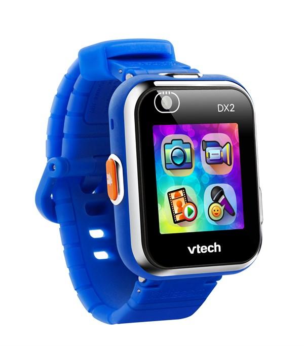VTECH Детские наручные часы Kidizoom SmartWatch DX2, синего цвета - фото 8749