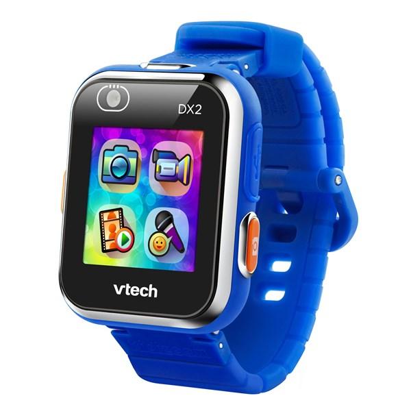 VTECH Детские наручные часы Kidizoom SmartWatch DX2, синего цвета - фото 8750