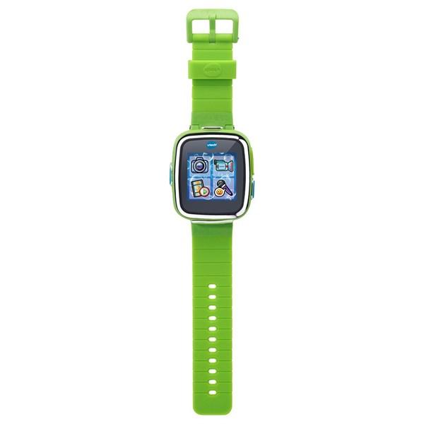 VTECH Детские наручные часы Kidizoom SmartWatch DX  зеленого цвета - фото 8754