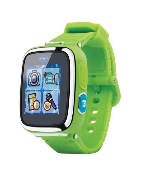 VTECH Детские наручные часы Kidizoom SmartWatch DX  зеленого цвета - фото 8755