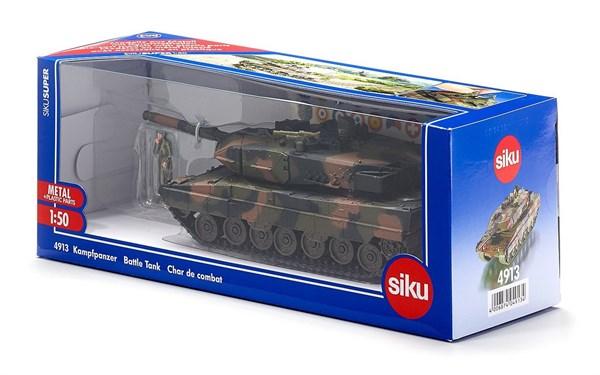 SIKU Танк Leopard (1:50) - фото 8767