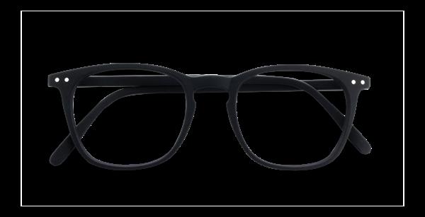 IZIPIZI KIDS Очки #E Для экрана детские JUNIOR Черные/ Black - фото 8818