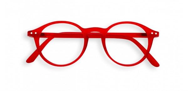 IZIPIZI KIDS Очки #D Для экрана детские JUNIOR Красные/ Red - фото 8819