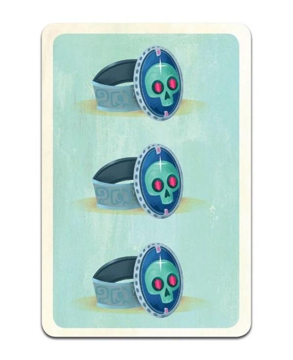 Djeco Детская наст.карт. Игра Сокровища - фото 8833