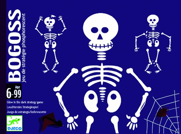 Djeco Детская наст.карт. игра Богос - фото 8836