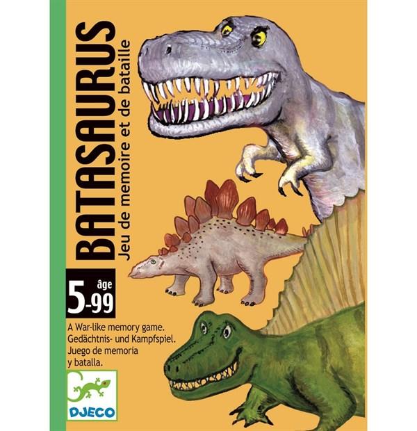 Djeco Детская наст.карт.игра Динозавры - фото 8840