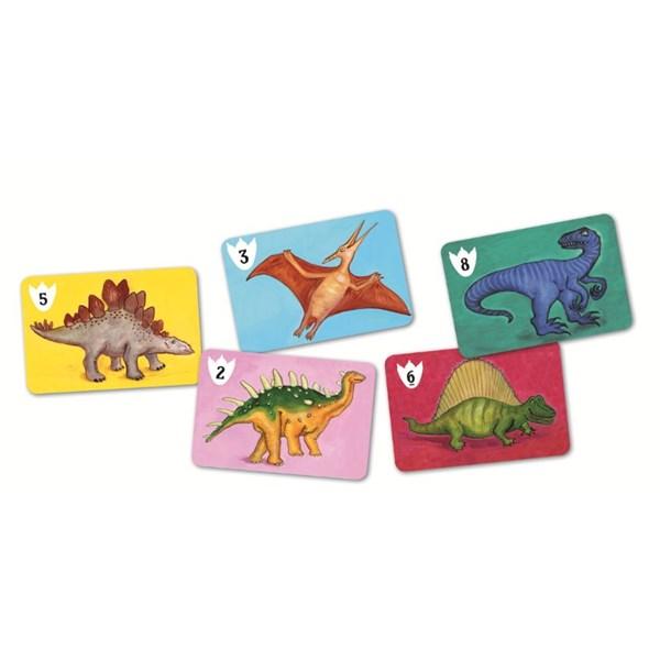 Djeco Детская наст.карт.игра Динозавры - фото 8841