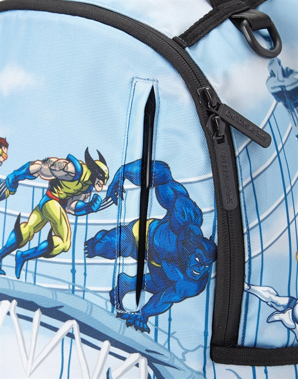 SprayGround Рюкзак X-MAN RUNNING SHARK BACKPACK - фото 8963