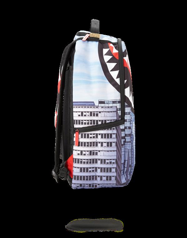 SprayGround Рюкзак SPIDERMAN UPSIDE DOWN SHARK BACKPACK - фото 8966