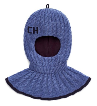CHOBI Шлем фактурной вязки - фото 9077
