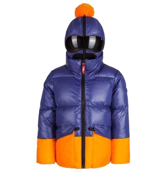 AIRIDERS Куртка Сине-оранжевая - фото 9137
