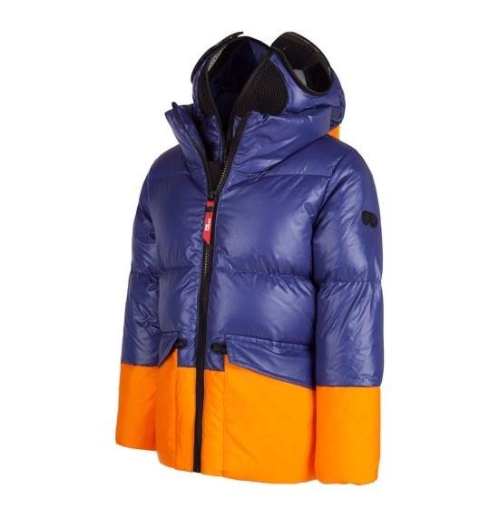 AIRIDERS Куртка Сине-оранжевая - фото 9139