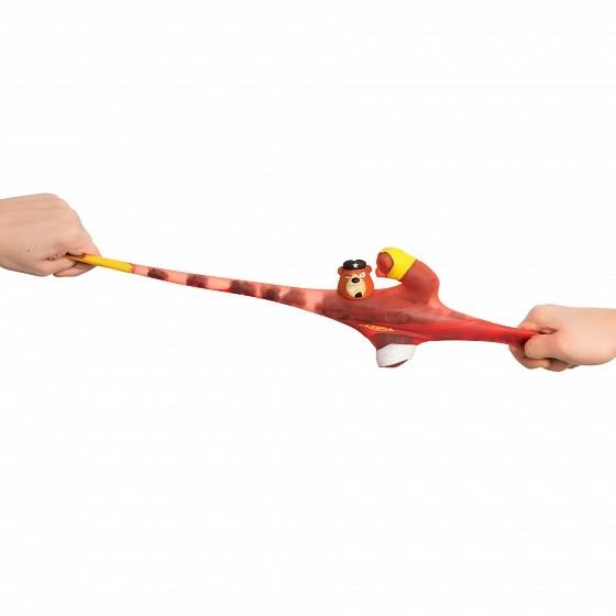Гуджитсу. Игрушка тянущаяся фигурка Броулер. ТМ GooJitZu - фото 9602