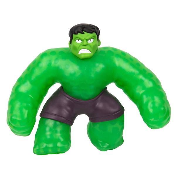 Гуджитсу. Игрушка тянущаяся большая фигурка Халк. ТМ GooJitZu - фото 9606