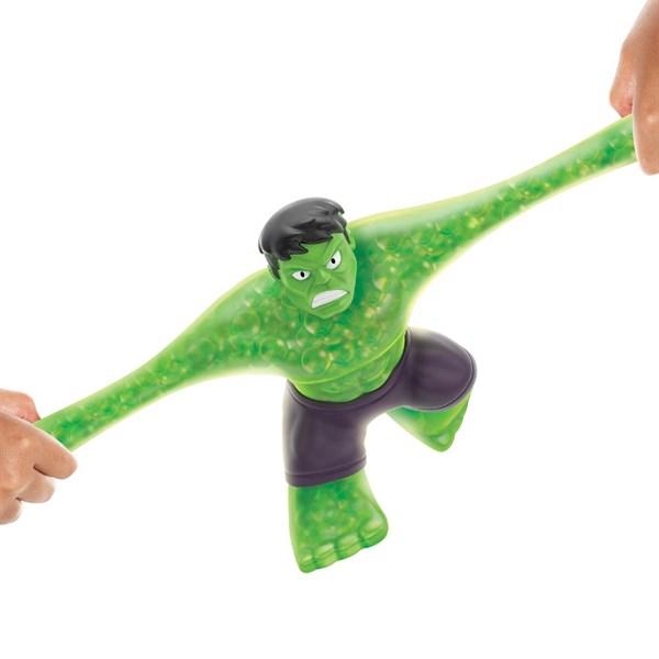 Гуджитсу. Игрушка тянущаяся большая фигурка Халк. ТМ GooJitZu - фото 9608
