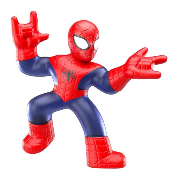 Гуджитсу. Игрушка тянущаяся большая фигурка Человек-Паук. ТМ GooJitZu - фото 9610