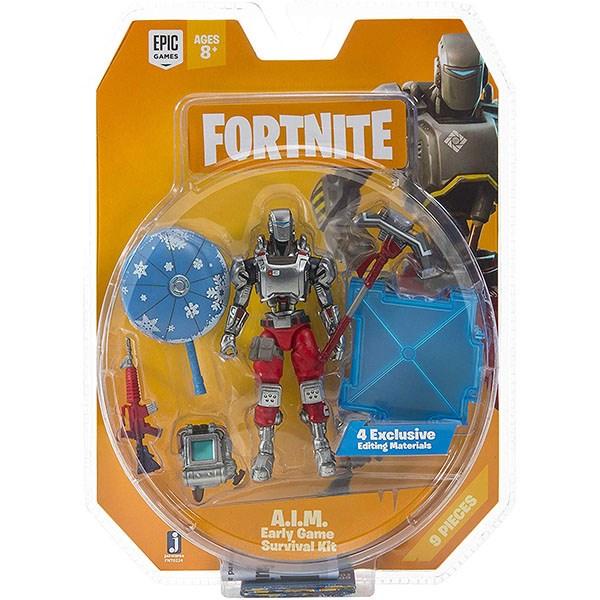 Игрушка Fortnite - фигурка героя A.I.M с аксессуарами - фото 9635
