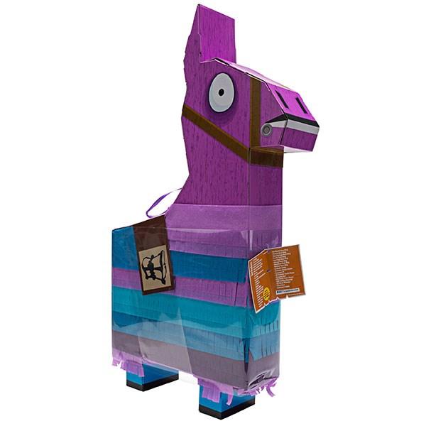 Игрушка Fortnite - Большая Лама-пиньята с 100 аксессуарами - фото 9637