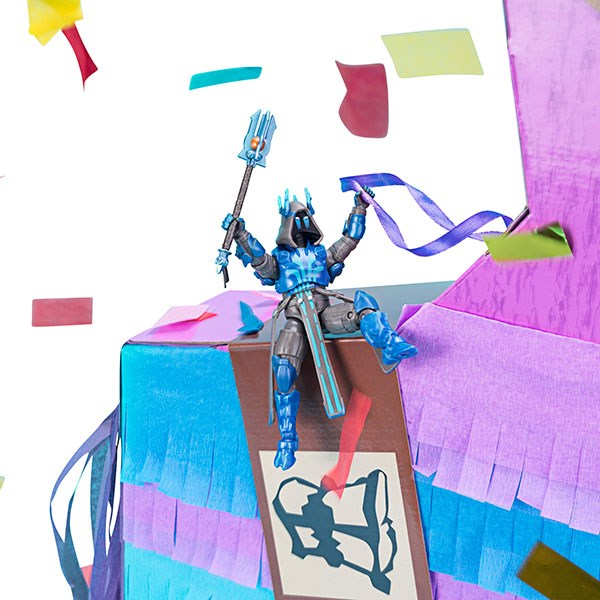 Игрушка Fortnite - Большая Лама-пиньята с 100 аксессуарами - фото 9638