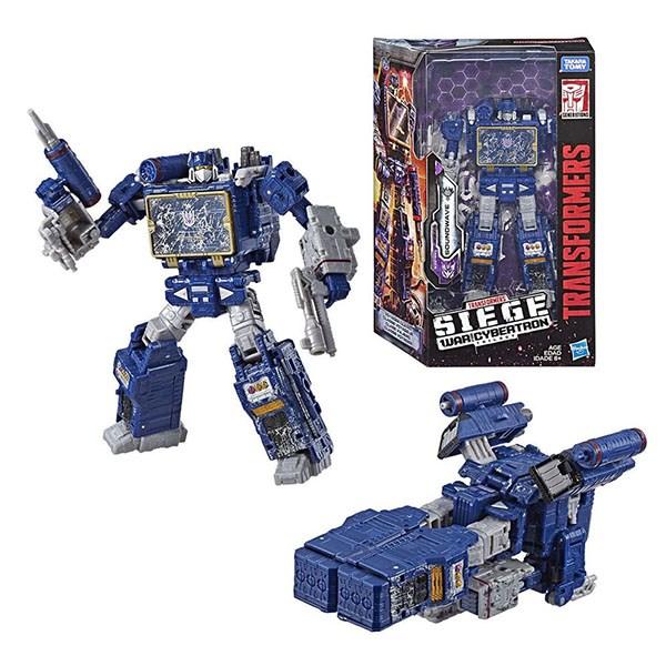 Игрушка Hasbro Transformers  ТРАНСФОРМЕР КЛАСС ВОЯДЖЕРЫ - фото 9690