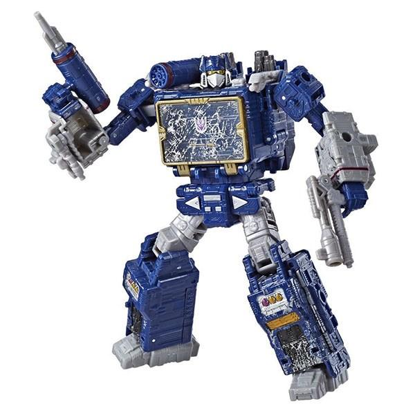 Игрушка Hasbro Transformers  ТРАНСФОРМЕР КЛАСС ВОЯДЖЕРЫ - фото 9691