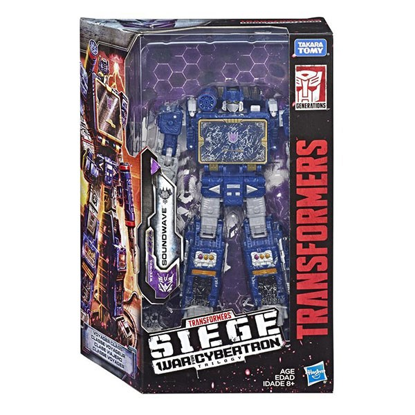 Игрушка Hasbro Transformers  ТРАНСФОРМЕР КЛАСС ВОЯДЖЕРЫ - фото 9693