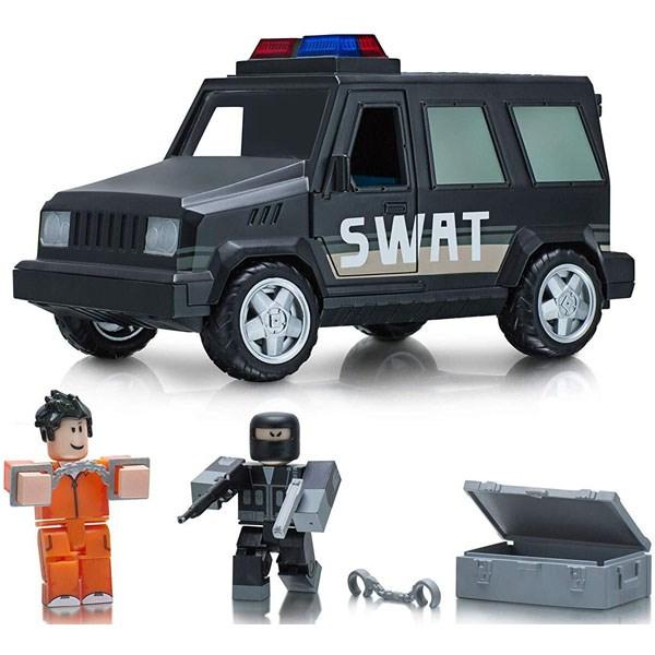 Игрушка Roblox - машина с фигурками Jailbreak: SWAT Unit - фото 9694