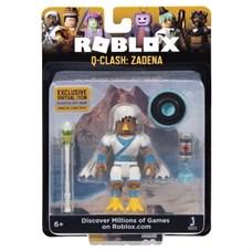 Игрушка Roblox - фигурка героя Q-Clash: Zadena (Core) с аксессуарами