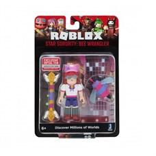 Игрушка Roblox - фигурка героя Star Sorority: Bee Wrangler (Core) с аксессуарами