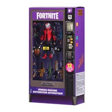 Игрушка Fortnite - фигурка героя X-Lord с аксессуарами (торговый автомат)