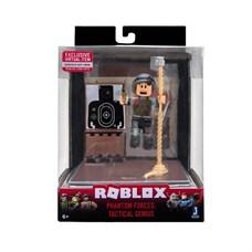 Игрушка Roblox - фигурка героя Phantom Forces: Tactical Genius (DS) с аксессуарами