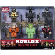 Игрушка Roblox - фигурки героев Apocalypse Rising 2 6 шт с аксессуарами