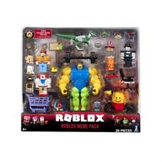 Игрушка Roblox - фигурки героев Roblox Meme Pack с аксессуарами