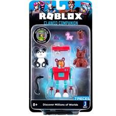 Игрушка Roblox - фигурка героя Clawed Companion (Imagination) с аксессуарами