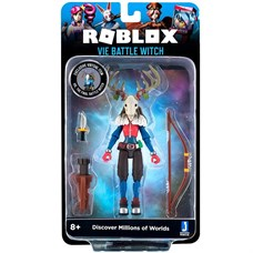Игрушка Roblox - фигурка героя Vie Battle Witch (Imagination) с аксессуарами