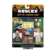 Игрушка Roblox - фигурки героев Adopt Me: Lemonade Stand 2 шт с аксессуарами