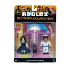 Игрушка Roblox - фигурки героев Star Sorority: Enchanted Evening 2 шт с аксессуарами