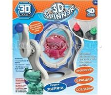 3D Spinner  для создания объемных фигурок