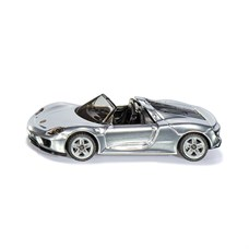 SIKU Машина Porsche 918 Spyder кабриолет