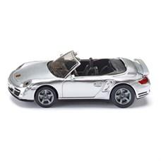 SIKU Машина Porsche 911 Turbo S Кабриолет