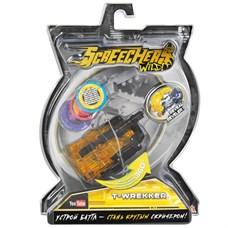 Дикие Скричеры. Машинка-трансформер Ти-Реккер л2 ТМ Screechers Wild