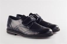 BEBERLIS Кожанные туфли с липучкой