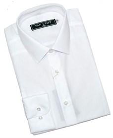 Van Cliff  Рубашка детская белая