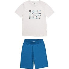BOSS Футболка с шортами
