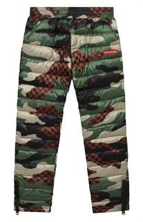 Sprayground Спортивные брюки PANT DOWN CHECKERED