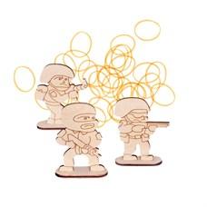 Резинки для резинкострелов Arma.toys