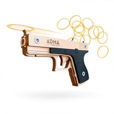 ARMA.toys Резинкострел Пистолет «Glock Light» (Глок Лайт)